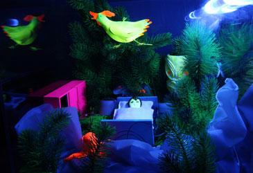 Aquarium der Nacht
